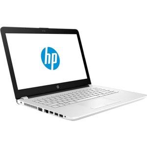 Ноутбук HP 14-bs012ur Pentium N3710/4Gb/500Gb/Intel HD Graphics 405/14\/HD (1366x768)/Windows 10/white/WiFi/BT/Cam