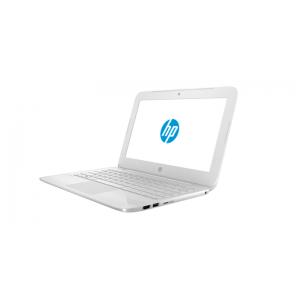 Ноутбук HP Stream 11-y006ur Celeron N3050/4Gb/SSD32Gb/Intel HD Graphics/11.6\/HD (1366x768)/Windows 10 64/white/WiFi/BT/Cam