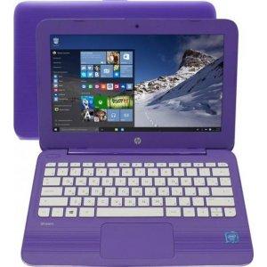 Ноутбук HP Stream 11-y005ur Celeron N3050/4Gb/SSD32Gb/Intel HD Graphics/11.6\/HD (1366x768)/Windows 10 64/violet/WiFi/BT/Cam