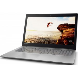 Ноутбук Lenovo IdeaPad 320-15IAP Celeron N3350/4Gb/500Gb/Intel HD Graphics 500/15.6\/HD (1366x768)/Free DOS/grey/WiFi/BT/Cam
