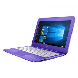 Ноутбук HP Stream 11-y001ur Celeron N3050/2Gb/SSD32Gb/Intel HD Graphics/11.6\/HD (1366x768)/Windows 10 64/violet/WiFi/BT/Cam
