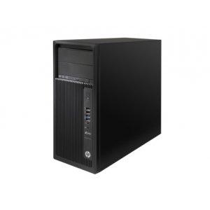 ПК HP Z240 MT i7 6700 (3.4)/8Gb/SSD256Gb/HDG530/DVDRW/Windows 10 Professional 64/GbitEth/клавиатура/мышь/черный