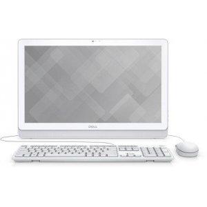 Моноблок Dell Inspiron 3264 21.5\ Full HD i3 7100U (2.4)/4Gb/1Tb 5.4k/HDG620/DVDRW/Windows 10 Professional Single Language 64/Eth/WiFi/BT/клавиатура/мышь/Cam/белый 1920x1080