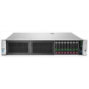Сервер HPE ProLiant DL380 Gen9 1xE5-2630v4 1x16Gb x24 8x 2.5\ P440ar 2GB 1x500W 3-3-3 (848774-B21)