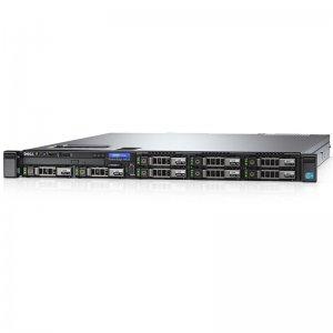 Сервер Dell PowerEdge R430 1xE5-2609v3 2x16Gb 2RRD x4 1x1Tb 7.2K 3.5\ SATA RW H730 iD8En 1G 4P 1x550W 3Y NBD (210-ADLO-142)