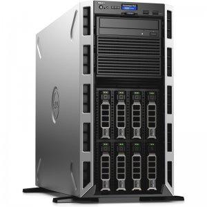 Сервер Dell PowerEdge T430 1xE5-2623v4 1x16Gb 2RRD x16 1x300Gb 10K 2.5\ SAS RW H730 iD8En+PC 5720 2P 1x750W 3Y NBD (210-ADLR-34)