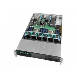 Платформа Intel Original R2224WTTYSR 2.5\ 10G 2P 1x1100W (R2224WTTYSR 943831)