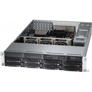 Платформа SuperMicro SYS-1028R-TDW 2.5\ C612 1G 2P 1x600W