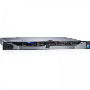 Сервер Dell PowerEdge R230 1xE3-1240v5 1x16Gb 1RUD x4 1x1Tb 7.2K 3.5\ SATA RW H330 iD8En+PC 1G 2P 1x250W 3Y NBD (210-AEXB-4)