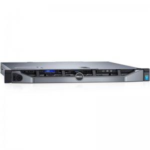 Сервер Dell PowerEdge R230 1xE3-1240v5 1x16Gb 1RUD x4 1x1Tb 7.2K 3.5\ SATA RW H330 iD8En+PC 1G 2P 1x250W 3Y NBD (210-AEXB-4)