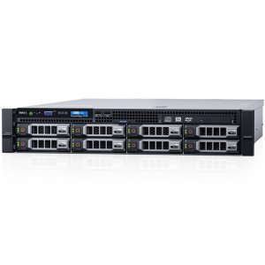Сервер Dell PowerEdge R530 1xE5-2609v4 1x8Gb 2RRD x8 1x1Tb 7.2K 3.5\ SATA RW H330 iD8En 1G 4P 1x750W 39M NBD (210-ADLM-86)